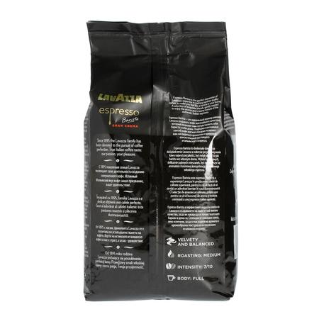Lavazza Caffe Espresso Barista Gran Crema - Kawa ziarnista 1kg