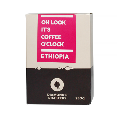 Diamonds Roastery - Ethiopia Wolichu Wachu