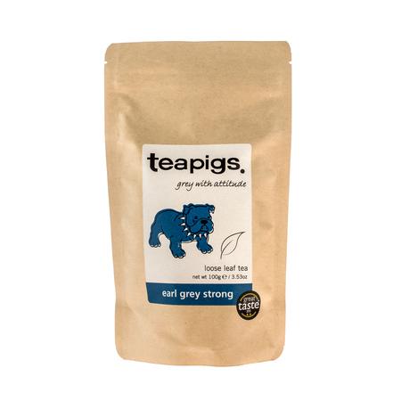 teapigs Earl Grey Strong - herbata sypana 100g