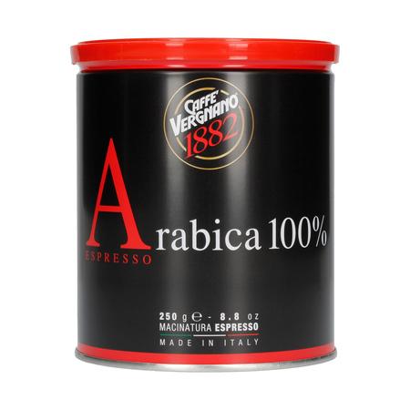 Caffe Vergnano - 100% Arabica Espresso - Kawa mielona 250g
