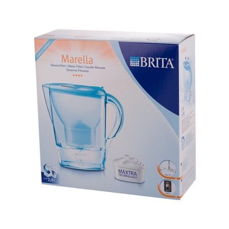 Brita Marella - dzbanek orchidea - niebieski 2,4l