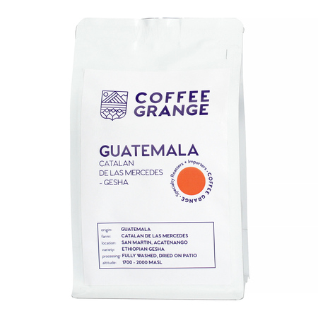 Coffee Grange - Guatemala Catalan de Las Mercedes Gesha (outlet)