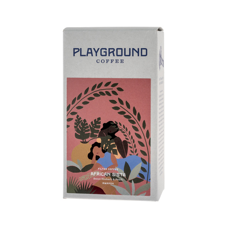 Playground Coffee - Rwanda African Sista Filter (outlet)