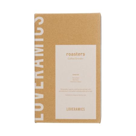 Loveramics Roasters - Młynek ręczny do kawy