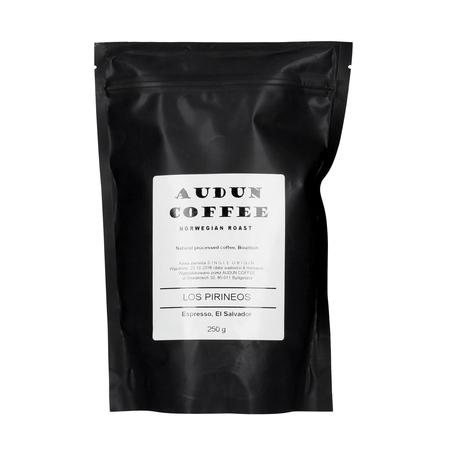 Audun Coffee - Salwador Los Pirineos Espresso 250g