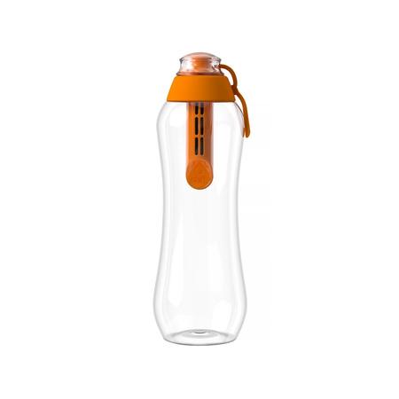 Dafi - Butelka 0,5l z filtrem - Pomarańczowy