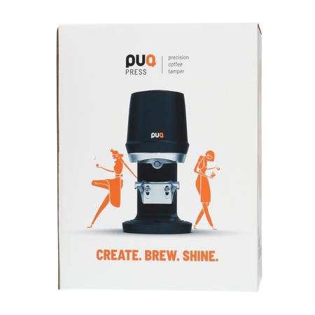 PUQpress Q1 GEN5 58,3mm Matt Black - Tamper automatyczny