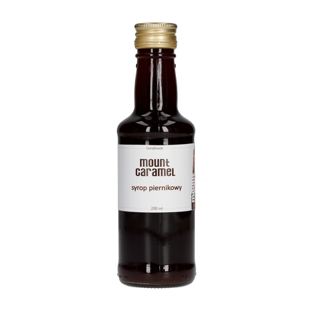 Mount Caramel Dobry Syrop - Piernikowy 200 ml