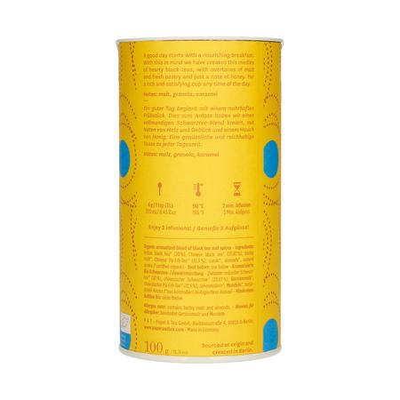Paper & Tea - Hunky Dory Breakfast - Herbata sypana - Puszka 100g