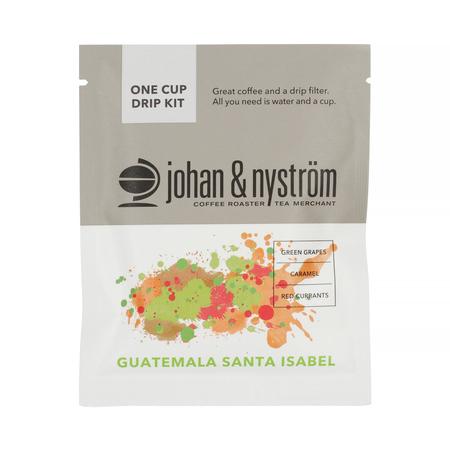 Johan & Nyström - Guatemala Santa Isabel Drip Kit - 8 saszetek