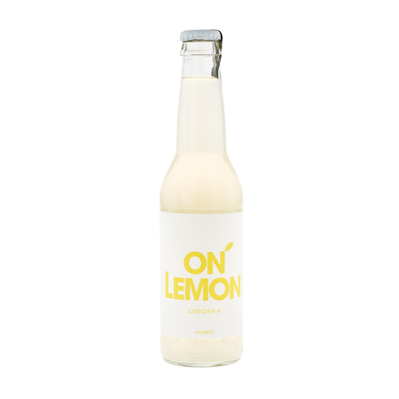 On Lemon - Limonka - Napój 330 ml