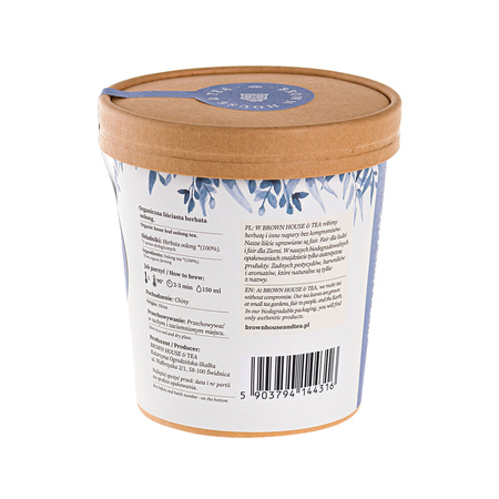 Brown House & Tea - Shui Xian - Herbata sypana 40g