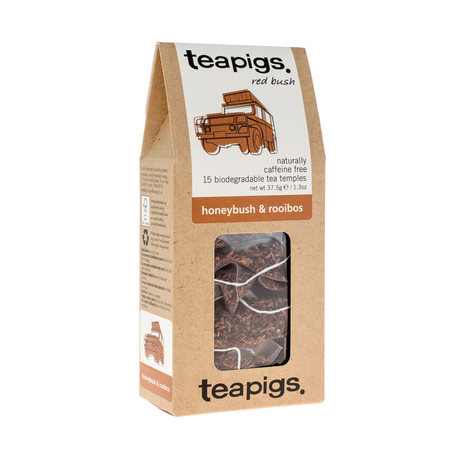 teapigs Honeybush and Rooibos 15 piramidek