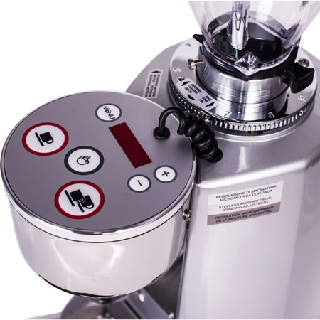 Mazzer Super Jolly Electronic - Srebrny