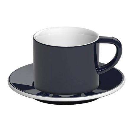 Loveramics Bond - Filiżanka i spodek Cappuccino 150 ml - Denim