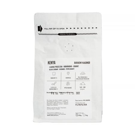 Java Coffee - Kenia Baragwi Kagongo Filter