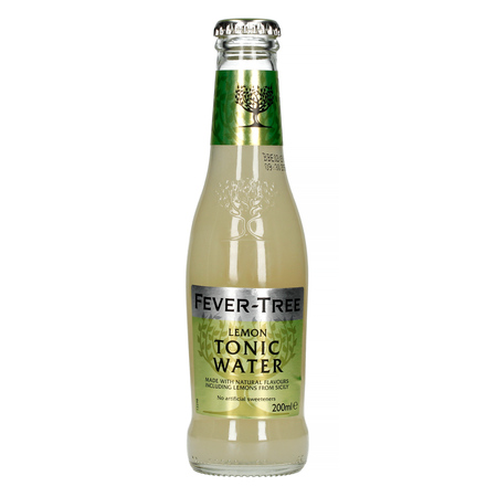 Fever-Tree - Lemon Tonic Water - Napój 200ml
