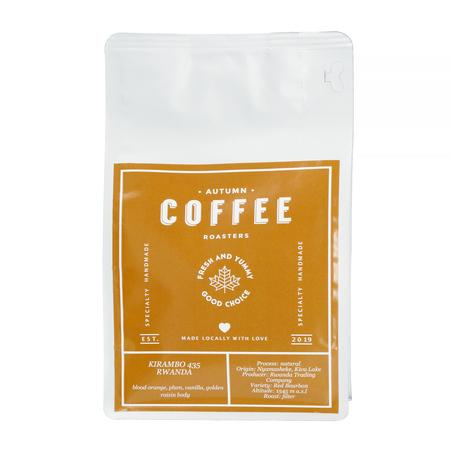 Autumn Coffee - Rwanda Kirambo Filter