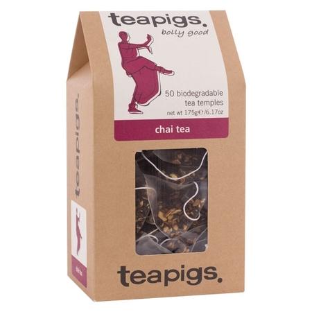 teapigs Chai Tea 50 piramidek