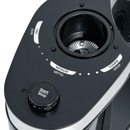 Graef - CM202 - Młynek automatyczny - Czarny