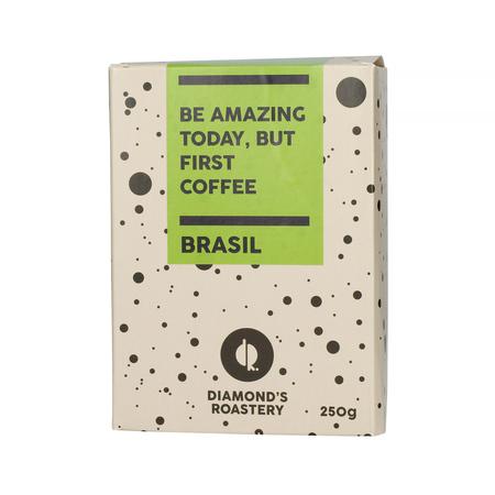 Diamonds Roastery - Brazil Sitio Sertaozinho Espresso