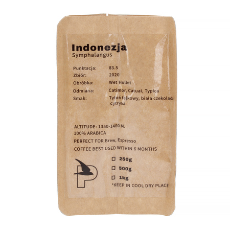 Paloma - Indonezja Symphalangus