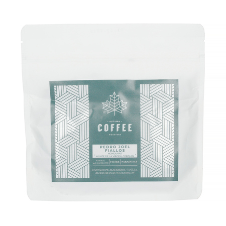 Royal Beans: Autumn Coffee - Honduras Pedro Joel Fiallos 90H Macerated Natural 125g