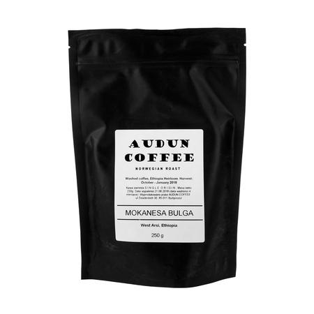 Audun Coffee - Etiopia Mokanesa Bulga