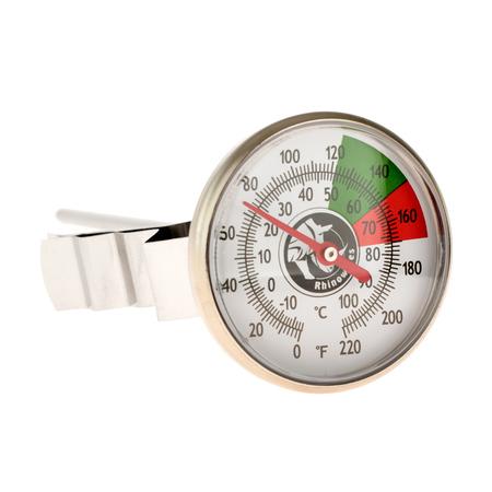 Rhinowares Short Thermometer - Termometr do mleka - Krótki