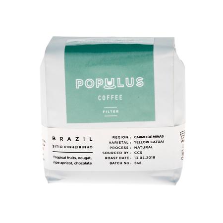 Populus Coffee - Brazil Sitio Pinheirinho