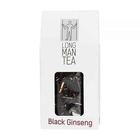 Long Man Tea - Black Ginseng - Herbata sypana - 80g