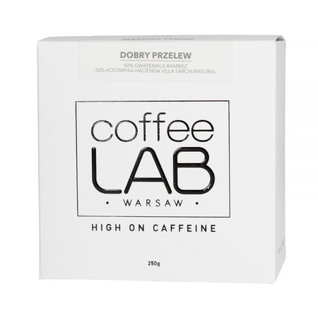 Coffeelab - Dobry Przelew - Gwatemala + Kostaryka