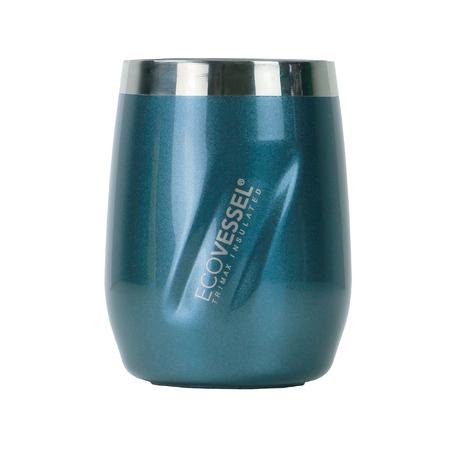 EcoVessel - Kubek termiczny Port - Niebieski 296 ml