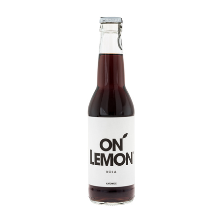 On Lemon - Kola - Napój 330 ml