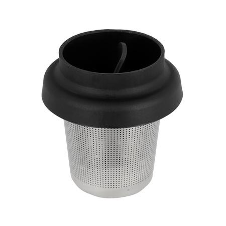 Magisso Lippa - Zaparzacz do herbaty - Czarny
