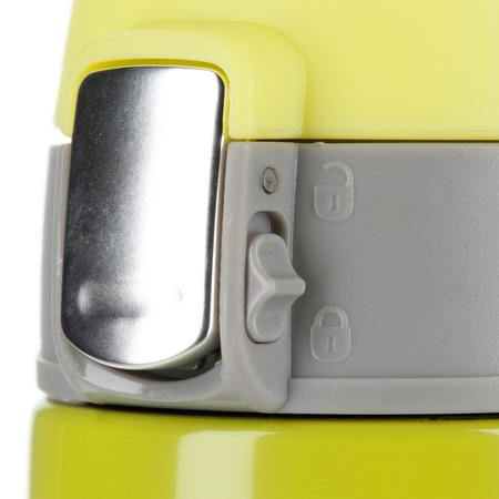 Asobu Peek-a-Boo Kids Bottle 200 ml Light Green (outlet)