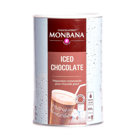 Monbana Iced Chocolate (outlet)