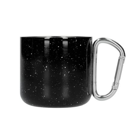 Asobu - Campfire Mug Czarny - Kubek 360 ml