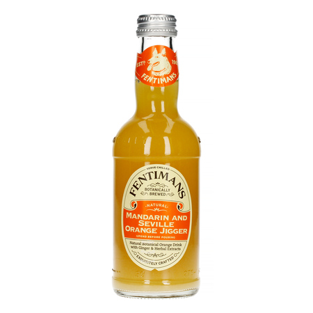 Fentimans Mandarin & Seville Orange Jigger - Napój 275 ml