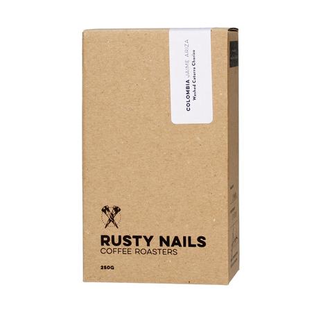Rusty Nails - Colombia Jaime Ariza