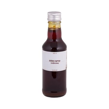 Mount Caramel Dobry Syrop - Imbir 200 ml