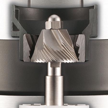Graef - CM800 - Młynek automatyczny - Srebrny