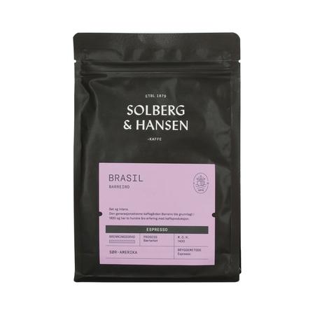 Solberg & Hansen - Brazil Fazenda Barreiro Espresso