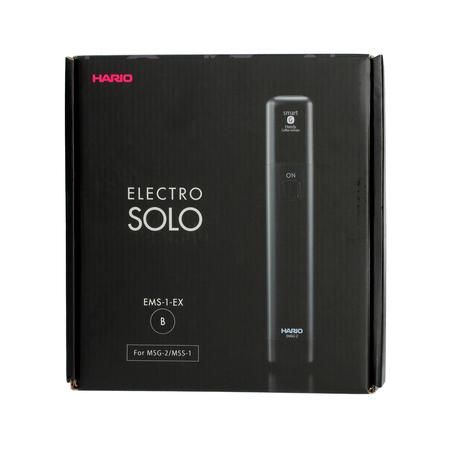 Hario - Electro Solo - Nakładka elektryczna do młynka