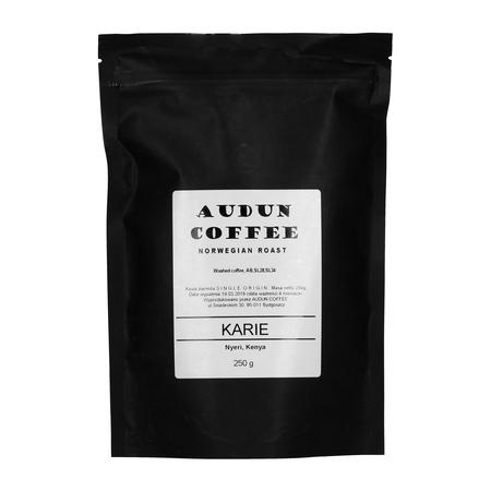 Audun Coffee - Kenia Karie