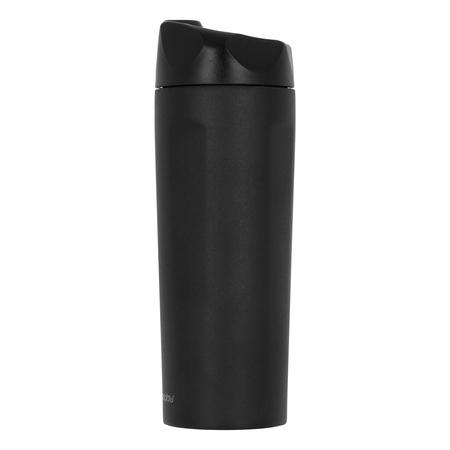 Asobu - Easy Access Tumbler Czarny - Kubek termiczny 420 ml
