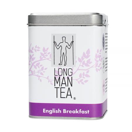 Long Man Tea - English Breakfast - Herbata sypana - Puszka 120g