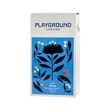 Playground Coffee - Tanzania Tanza Filter