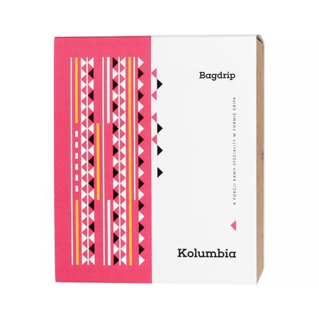 Bagdrip Kolumbia BOX 8 szt. (outlet)