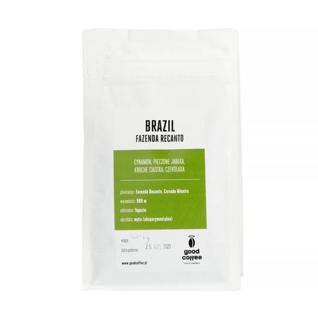 Good Coffee - Brazylia Fazenda Recanto